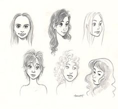 """""""The Little Mermaid""""   © Walt Disney Animation Studios*  • Blog/Website   (www.disneyanimation.com) • Online Store    (http://www.disneystore.com)  ★    CHARACTER DESIGN REFERENCES™ (https://www.facebook.com/CharacterDesignReferences & https://www.pinterest.com/characterdesigh) • Love Character Design? Join the #CDChallenge (link→ https://www.facebook.com/groups/CharacterDesignChallenge) Share your unique vision of a theme, promote your art in a community of over 50.000 artists!    ★"""