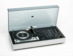 "design-is-fine: ""Wega Studio 3212 radio with record player Dual Via Technoseum "" Radios, Hifi Stereo, Record Players, Phonograph, Car Mount, Audiophile, Mid Century Design, Deco, Turntable"