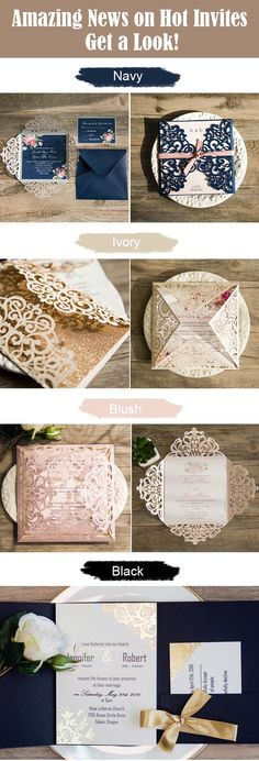 weekly sale-10% on our hotsale wedding invitations