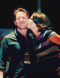 Lana and Sean!  How cute!  :-)