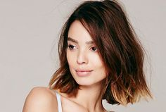seriously considering chopping my hair off...