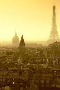 Morning Paris