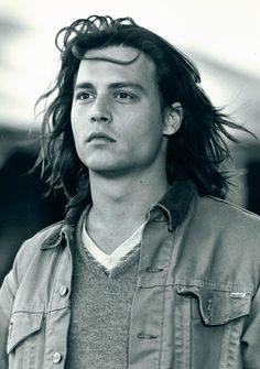 Johnny Depp as Gilbert, this is a good pic....