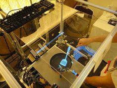 「平底鍋料理模擬機」用投影的食物做菜免驚臭灰搭 - 圖片14
