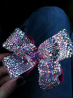 Bling and Beautiful Hair Bow by DanaLisenby on Etsy, $80.00