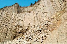 10 самых удивительных базальтовых формирований в мире: trasyy