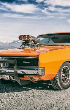 """h-o-t-cars: """" 1969 Dodge Charger Dodge Muscle Cars, Best Muscle Cars, American Muscle Cars, Charger Rt, 1969 Dodge Charger, Best Classic Cars, Ford Mustang Gt, Hot Cars, Mopar"""