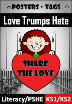 Love Trumps Hate (Literacy and PSHE for KS3/KS4) by PollyPuddleduck | Teaching Resources