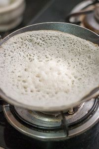 Tamilnadu-style-easy-Appam-Recipe-Without-Yeast-using-rice-coconut-Appam-mavu-batter-palappam-hoppers-cooking