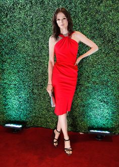 Coco Rocha Photos Photos - Model Coco Rocha attends Nordstrom Vancouver Store Opening Gala Red Carpet at Vancouver Art Gallery on September 16, 2015 in Vancouver, Canada. - Nordstrom Vancouver Store Opening Gala