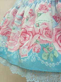 Angelic Pretty :: Romantic Rose Letter Lolita Print