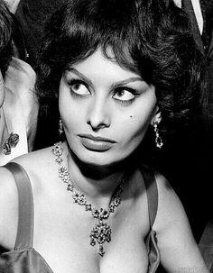 Look at those beautiful eyes of Sophia Loren Brigitte Bardot, Beautiful Eyes, Most Beautiful Women, Beautiful People, Marlene Dietrich, Lana Turner, Sophia Loren Images, Old Hollywood Stars, Classic Hollywood