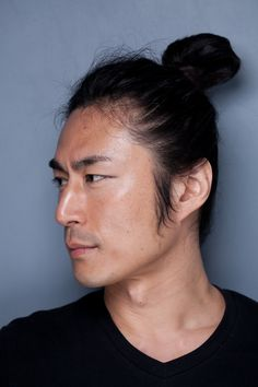 #Samurai Hair