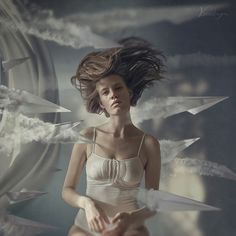 Photographer Elena Vizerskaya creates stunning and surreal photo-manipulations that will take to you to a curious place full of uncertainty. Since her last exhibit in the City Beautiful this talented young artist has been working her butt off creating a spectacular body of new work. Check out some samples below
