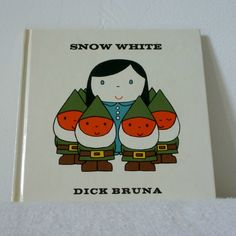 Kickcan & Conkers — Snow White by Dick Bruna