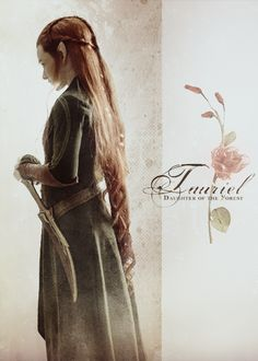 Tauriel <<I have ended up really enjoying her character! Legolas And Tauriel, Thranduil, Elfa, J. R. R. Tolkien, O Hobbit, Wood Elf, Into The West, Elvish, Movie Costumes