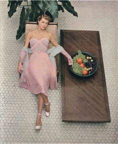 Jean Patchett 1950s