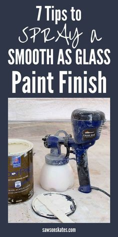 painting Tips With Sprayer - 7 Ways to Prevent Orange Peel Texture When Using a Paint Sprayer. Hvlp Paint Sprayer, Best Paint Sprayer, Using A Paint Sprayer, Paint Sprayers, Wagner Paint Sprayer, Spray Painting, Painting Tips, Call Orange, Orange Peel Texture