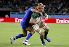 South Africa trounces Italy to stay alive at RWC Pool Games, Shizuoka, Rugby World Cup, Staying Alive, Big Star, Big Men, South Africa, Italy, Japan