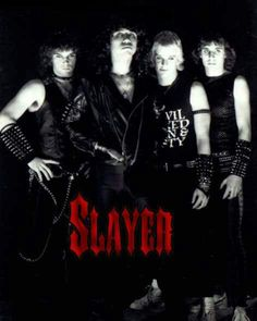 SLAYER! \m/
