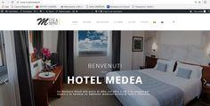 Nuovo sito Hotel Medea Prenotazione diretta