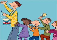 thema muziek met peuters - Google zoeken Petite Section, Daily Schedule Preschool, Music School, Circus Theme, Wolf, Clipart, Winnie The Pooh, Disney Characters, Fictional Characters