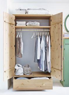 HURDAL garderobekast  #IKEAcatalogus