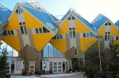 Rotterdam top things to do - Cube Houses - Copyright Michela Simoncini European Best Destinations #Rotterdam #Netherlands #tourism #travel #europe #ebdestinations @ebdestinations