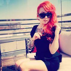 Megan Massacre; she's so pretty!