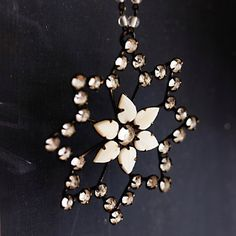 Buy Christmas > Stocking Fillers > Vintage Mother Of Pearl Flower Decoration from The White Company Champagne Saucers, Christmas Crafts, Christmas Decorations, Christmas Stocking Fillers, The White Company, Pearl Flower, Celebrity Weddings, Flower Decorations, Wedding Gifts