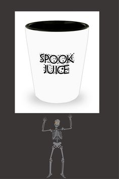Halloween Juice, Halloween Fun, Fun Shots, Cheers, Shot Glass, Ceramics, Mugs, Tableware, Prints
