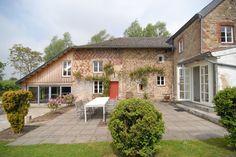 Beaujean Vacances — vakantiehuis Charneux - Ardennen voor 25 personen