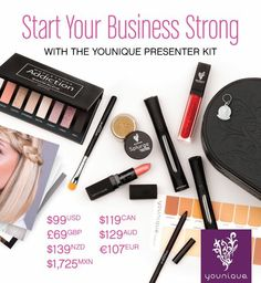 Join our fabulous team and make some extra cash, along with a discount on your own makeup!). www.angelsyouniquecosmetics.com