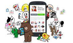 LINE anuncia el 'LINE Creators Market' y un nuevo servicio de llamadas basadas en datos