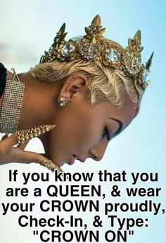 King Queen, Crown, Family Quotes, Queens, Clothing, Outfits, Corona, Quotes About Family, Outfit Posts