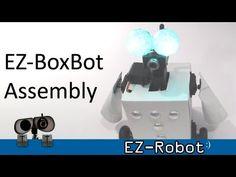 EZ-BoxBot Tutorial Step 1
