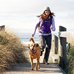 With fitness gear made just for pet-and-human workouts, getting fit with your dog has never been easier or more fun. We asked dog behavior and health experts for their favorite products, and tips on how to use them.    health.com