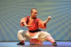 Shaolin - that stance is amazing!