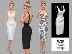 Helsoseira's IINA - Midi Dress