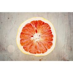 Food Grapefruit, photography, food photograph, breakfast, print, for... ($9) ❤ liked on Polyvore featuring home, home decor, wall art, photo wall art, photographic wall art and photography wall art