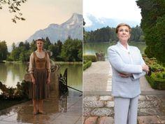 "operaqueen: ""Julie Andrews, Salzburg. 1964-2016. """