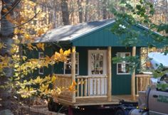 Cabin Rental At Timberland Campground In Northern New Hampshire - RV Camping and Tent Camping in NH