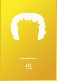 80 publicités designs et créatives de mars 2014