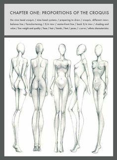 Fashion Body Ilustration  sketch