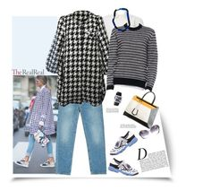 """""""Fall Style With The RealReal: Contest Entry"""" by dianefantasy ❤ liked on Polyvore featuring Christian Dior, Acne Studios, J Brand, Proenza Schouler, Fendi, Marni, Alexander McQueen and Anja"""