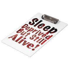 Sleep Deprived But Still Alive in FireandBrimstone Clipboard