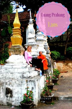 Read about Luang Prabang, Laos, a UNESCO World Heritage Site with beautiful…