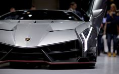 Lamborghini Veneno Headlight