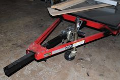 When using a Harbor Freight frame for your Compact Camping Trailer project, a good strengthening upgrade is adding a square tube backbone / tongue. An added benefit of this upgrade is providing a solid attachment point for tongue jacks. Jon Boat Trailer, Trailer Kits, Kayak Trailer, Off Road Trailer, Trailer Plans, Off Road Camper, Utility Trailer, Adventure Trailers, Aluminum Trailer