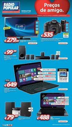 Newsletter - Preços de Amigo  http://www.radiopopular.pt/newsletter/2013/100/
